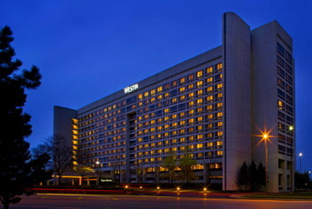 The Westin Hotel O'hare - Reception Sites - 6100 N River Rd, Rosemont, IL, 60018