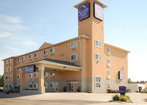 Sleep Inn Inn And Suites - Hotels/Accommodations - 1011 East 41st Street, Hays, KS, United States