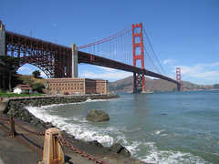 Fort Point - Attraction - Marine Dr, San Francisco, CA, United States