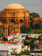 Palace of Fine Arts - Attraction - 3301 Lyon St, San Francisco, CA, USA
