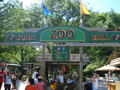 John Ball Zoo Society - Zoo - 1300 Fulton St W, Grand Rapids, MI, United States