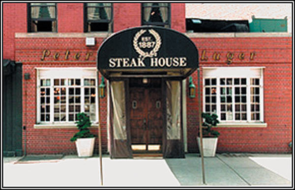 Peter Luger - Restaurants - 178 Broadway, Brooklyn, NY 11211, United States