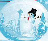 Winter Fest & EMP - Attractions - Seattle Center, US