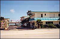 Sand Castle Motel - Hotel - 3619 South Atlantic Avenue, Daytona Beach, FL, United States