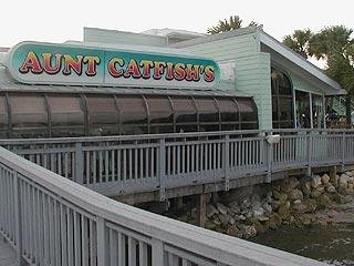 Aunt Catfish's On The River - Caterers, Restaurants - 4009 Halifax Drive, Port Orange, FL, United States