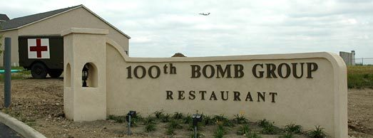 The 100th Bomb Group Restaurant - Ceremony Sites, Reception Sites, Restaurants - 20920 Brookpark Rd., Cleveland, OH, 44135