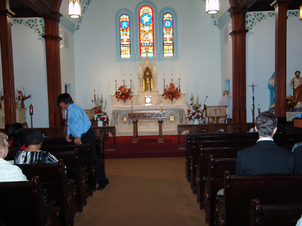 St. Ignatius Catholic Church - Ceremony Sites - 2315 Brinkley Rd, Fort Washington, MD, 20744