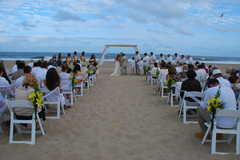 Wedding Ceremony - Ceremony - 4th St, Ocean City, MD, 21842, US
