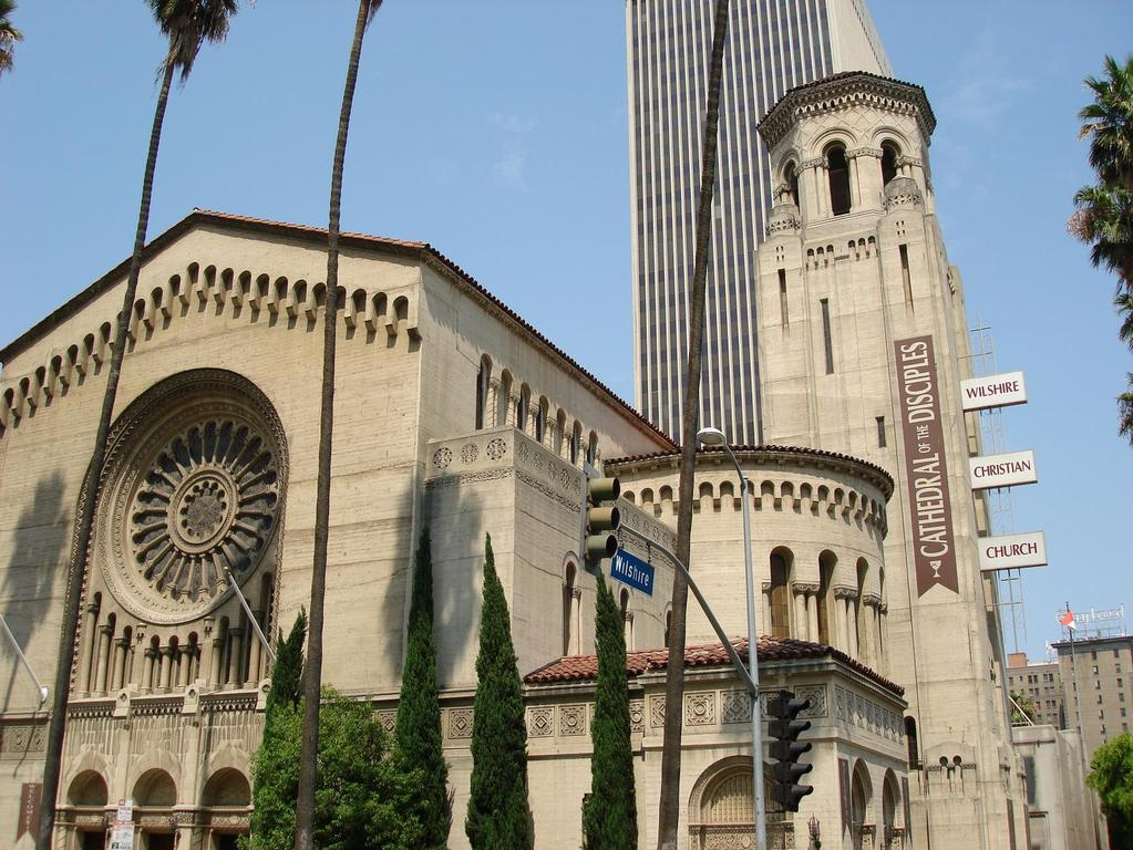 Fellowship Hall At Wilshire Christian Church - Ceremony Sites, Reception Sites - 634 S Normandie Ave, Los Angeles, CA, 90005