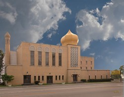 Sudan Shrine Temple - Reception Sites - 403 E Front St, New Bern, NC, 28560