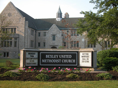 Bexley United Methodist Church - Ceremony Sites - 2657 E Broad St, Columbus, OH, United States