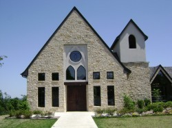 Vesica Piscis Chapel - Ceremony Sites, Reception Sites - 2188 N Highway 167, Catoosa, OK, United States