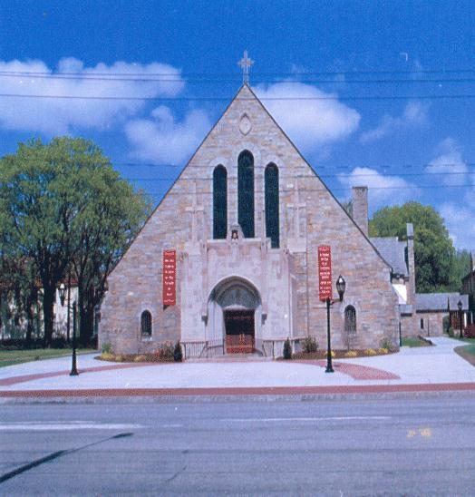 St. Luke's Roman Catholic Church - Ceremony Sites - 1241 State St, Schenectady, NY, 12304