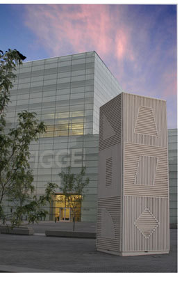 Figge Art Museum - Reception Sites, Attractions/Entertainment, Ceremony Sites, Ceremony & Reception - 225 W 2nd St, Davenport, IA, 52801