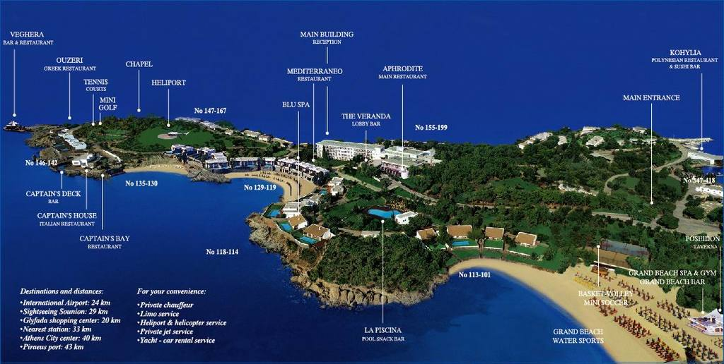 Grand Resort Lagonissi - Ceremony Sites - 40th km Athens-Sounion,, 190 10 Attica , Greece