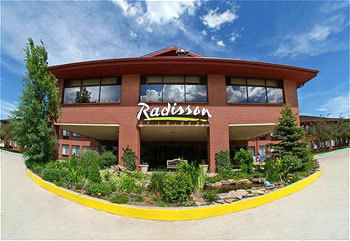 Radisson Hotel Colorado Springs Airport - Hotels/Accommodations - 1645 N Newport Rd, Colorado Springs, CO, 80916