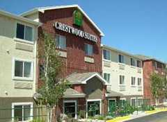 Crestwood Suites - Hotel - 6210 Corporate Drive, Colorado Springs, CO, United States
