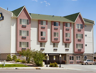 Days Inn-airforce Academy - Hotels/Accommodations - 8350 Razorback Rd, Colorado Springs, CO, United States