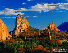 Garden of the Gods - Attraction - Garden of the Gods, Colorado Springs, CO, Colorado Springs, CO, US