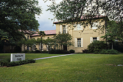 Lsu Faculty Club - Reception Sites, Restaurants - Highland Rd, Baton Rouge, LA, 70803