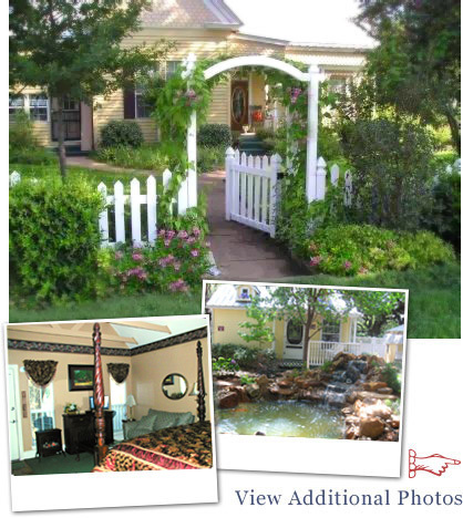 Pomegranate House B & B - Hotels/Accommodations - 1002 W Pearl St, Granbury, TX, United States