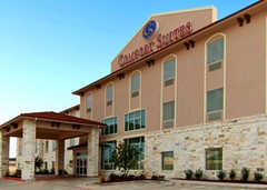 Comfort Suites - Hotel - 950 Harbor Lakes Dr, Granbury, TX, 76048, US
