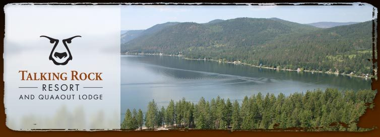 Talking Rock Resort And Quaaout Lodge - Ceremony Sites - Chase, BC