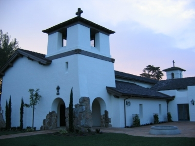 El Montecito Presbyterian Church - Ceremony Sites - 1455 E Valley Rd, Santa Barbara, CA, United States