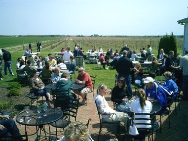 Roanoke Vineyards Inc - Wineries, Attractions/Entertainment - 3543 Sound Ave, Riverhead, NY, United States