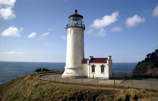 The North Head Lighthouse - Ceremony Sites, Attractions/Entertainment - North Head Lighthouse, US