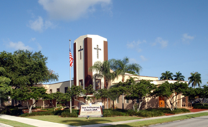 First Presbyterian Church - Ceremony Sites - 1530 Hollywood Blvd, Hollywood, FL, 33020