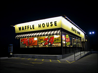 Waffle House - Restaurants - 2210 Demere Rd, Glynn County, GA, 31522, US