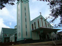 St. Joseph R.C. Church - Ceremony - Leonard Wood Rd, Baguio, Cordillera Administrative Region, Philippines