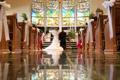 Saint Gilbert - Ceremony - 301 E Belvidere Rd, Grayslake, IL, 60030