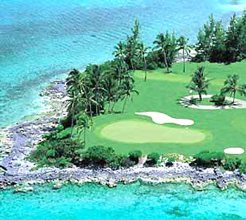 Ocean Club Golf Course - Golf Courses -
