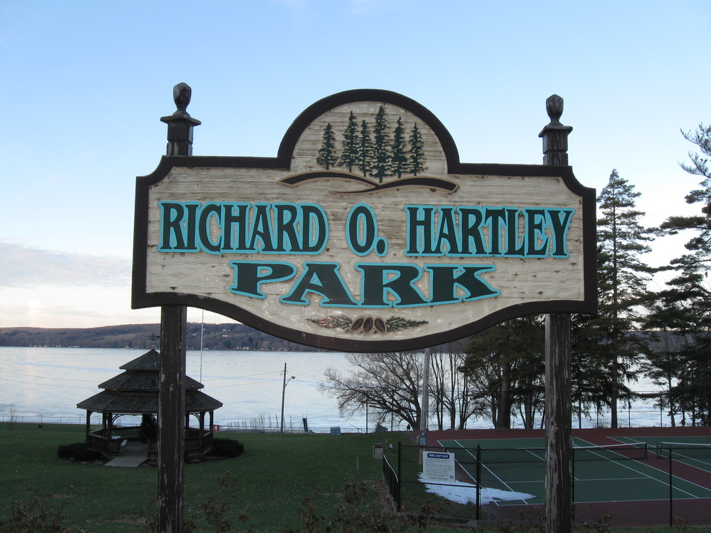Richard O. Hartley Park - Ceremony Sites -