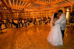 Hyatt Lodge / Oak Brook Wedding In November