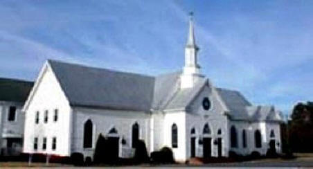 Oakland Christian Church - Ceremony Sites - 5641 Godwin Blvd, Suffolk, VA, 23434