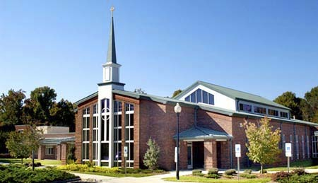 St. Vincent De Paul Catholic Church - Ceremony Sites - 6828 Old Reid Rd, Charlotte, NC, 28210