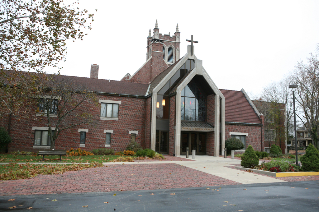 Central Christian Church - Ceremony Sites - 650 W William St, Decatur, IL, 62522