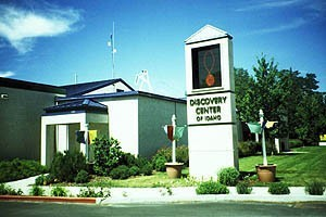 Discovery Center Of Idaho - Attractions/Entertainment - 131 Myrtle St., Boise, ID, United States