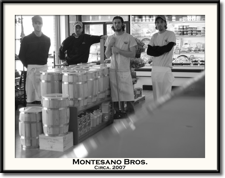 Montesano Brothers Italian Market - Restaurants - 55 Seaboldt Way, Chester Springs, PA, 19425-9552