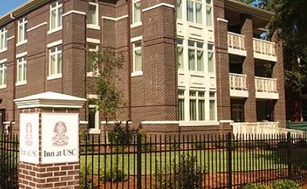 The Inn At Usc - Columbia Hotel - Hotels/Accommodations - 1619 Pendleton St, Columbia, SC, United States