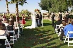 Tuscany Falls Country Club - Ceremony - 16222 W Clubhouse Dr, Goodyear, AZ, 85338, US