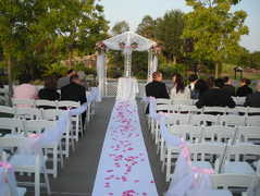 Waterfall Ceremony - Ceremony - 4800 E Wardlow Rd, Long Beach, CA, 90808