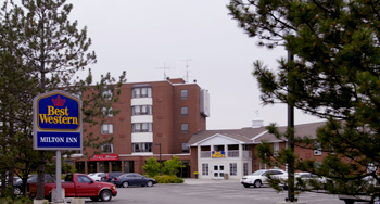 Best Western Milton - Hotels/Accommodations - 161 Chisholm Drive, Milton, ON, Canada
