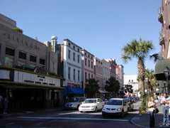 King Street - Attraction - King St, Charleston, SC, US