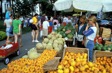 (saturdays) Dane County Farmers' Market - Attractions/Entertainment, Florists, Shopping - 2 East Main Street, Madison, WI, United States