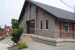First Unitarian Congregation of Waterloo - Ceremony Site - 299 Sydney Street South, Kitchener, ON, N2G 3V8, Canada