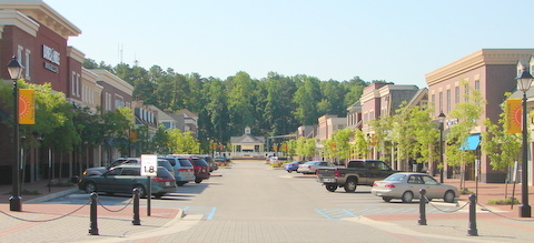 New Town Shopping Center - Attractions/Entertainment, Shopping - 4801 Courthouse St, Williamsburg, VA, 23188